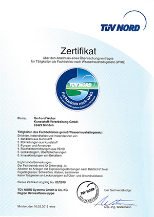 Certified Specialist Documentation